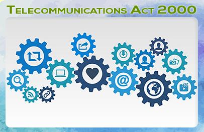 Telecommunications Act 2000 Act 2000