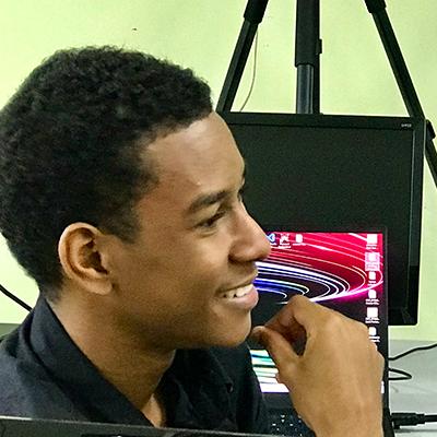 Keeghan Patrick Summer TECH 2021 Facilitator